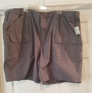 Men's Green Croft & Barrow Shorts 52 NWT